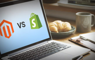 Magento vs. Shopify: Is Shopify Really The Better Choice? [With Infographic]